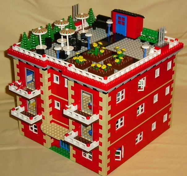 Lego Building Ideas