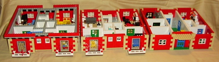 Lego City Apartment Building