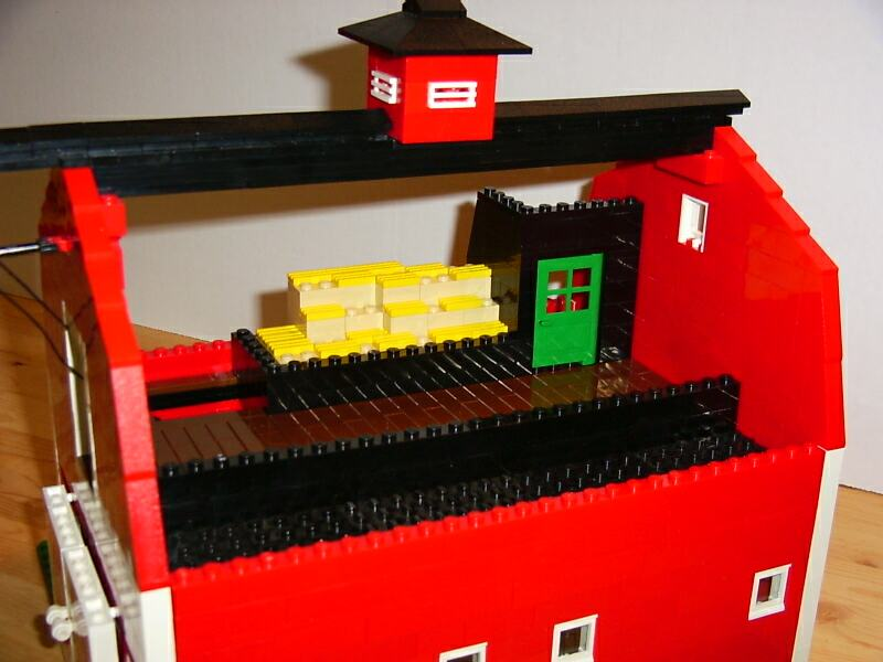 Classic Red Barn Lego Building Instructions Lions Gate Models