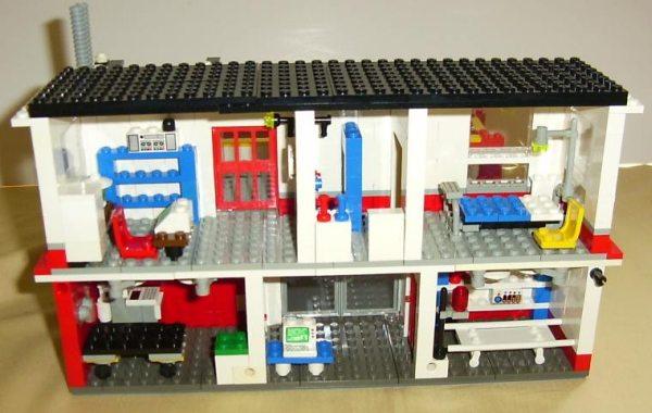how to make model of hospital